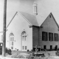 Alma Ward Church