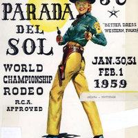Parada del Sol Poster, 1959