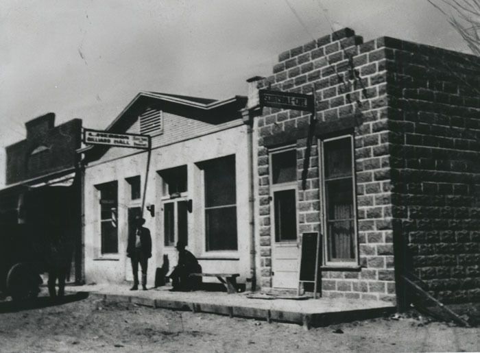 Hefron's Billiard Hall and Scottsdale Cafe