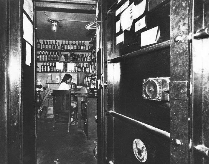 The Bank Vault, ca. 1980