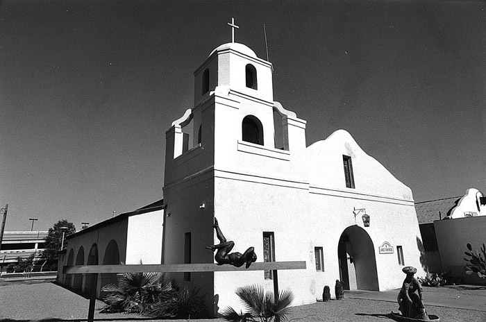 Old Mission Church