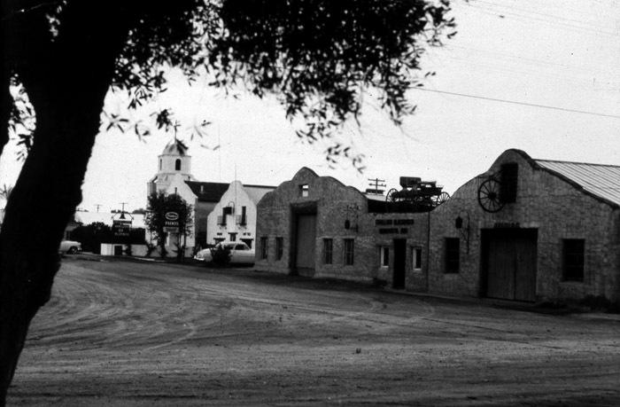 North Brown Avenue, 1950s