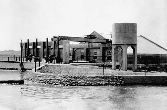 Arizona Falls Power Plant
