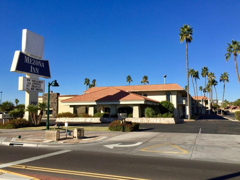 Mezona Inn Motel