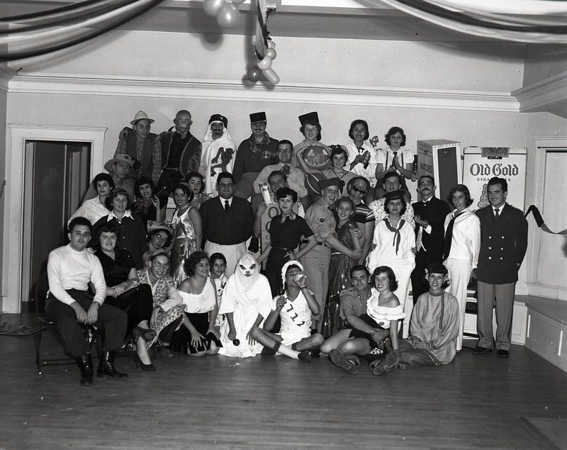 Phoenix Jewish Community Center Halloween Party