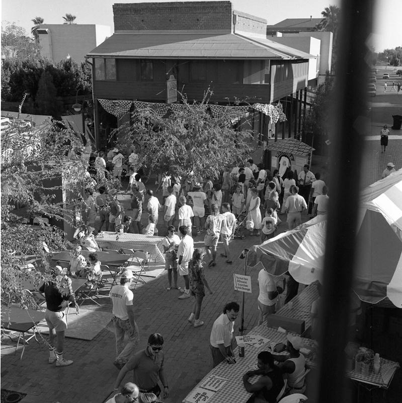 Oktoberfest, ca. 1989