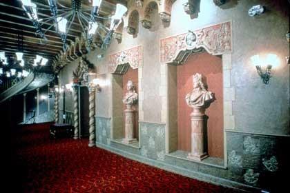 Historic Orchestra Lobby