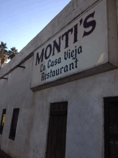 Monti's Sign