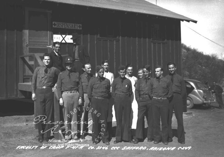 Young Cadets of the CCC
