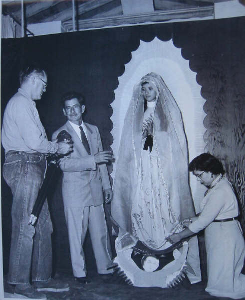 Pageant Preparations