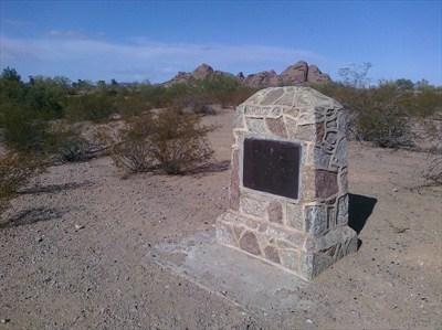 WPA Monument