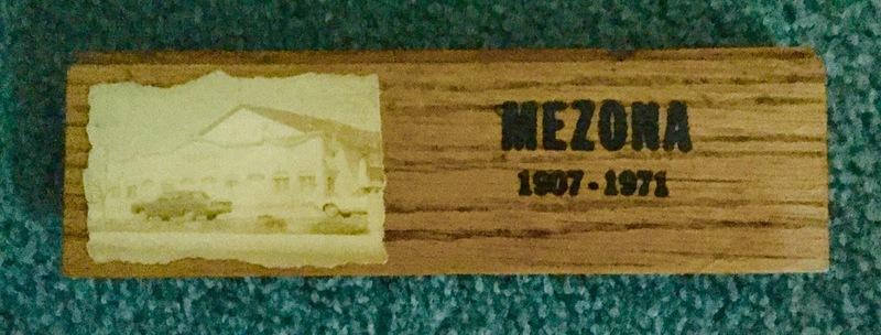 Mezona Floor Souvenir