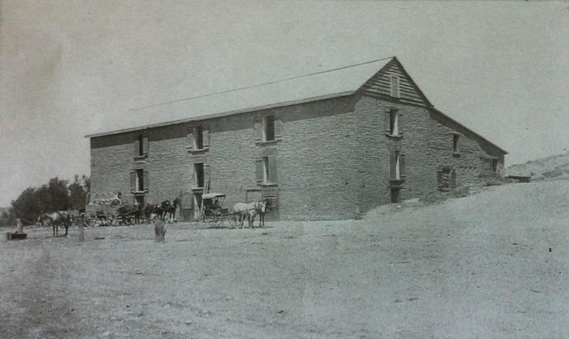 Hayden Flour Mill, ca. 1905.