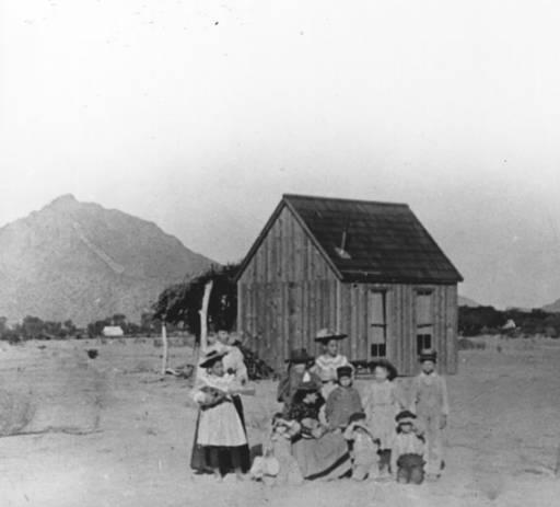 Scottsdale's First School