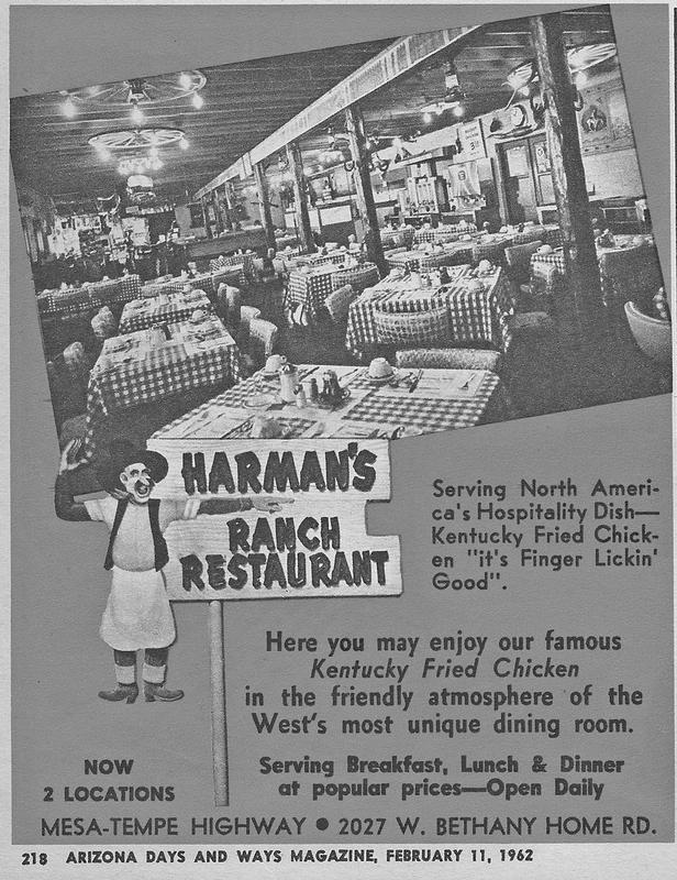 Advertising Harman's