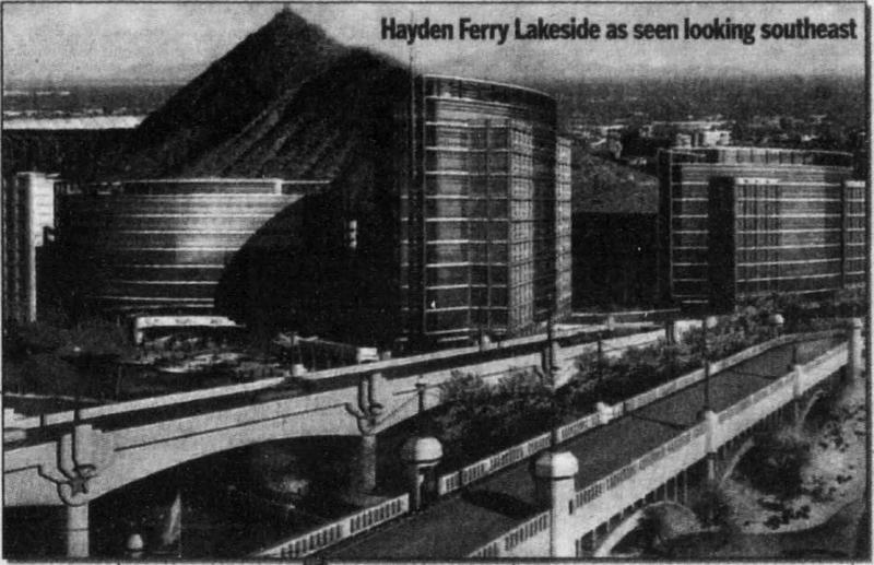 Hayden Ferry Lakeside Project