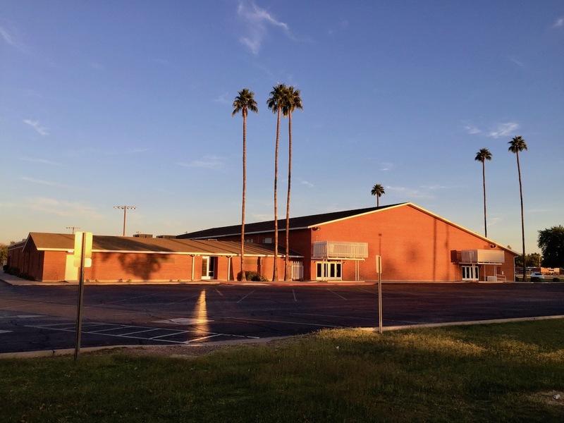 Mesa Inter-stake Center