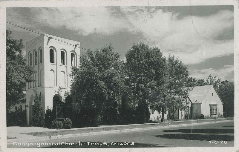 First Congregational Church, prior to 1956