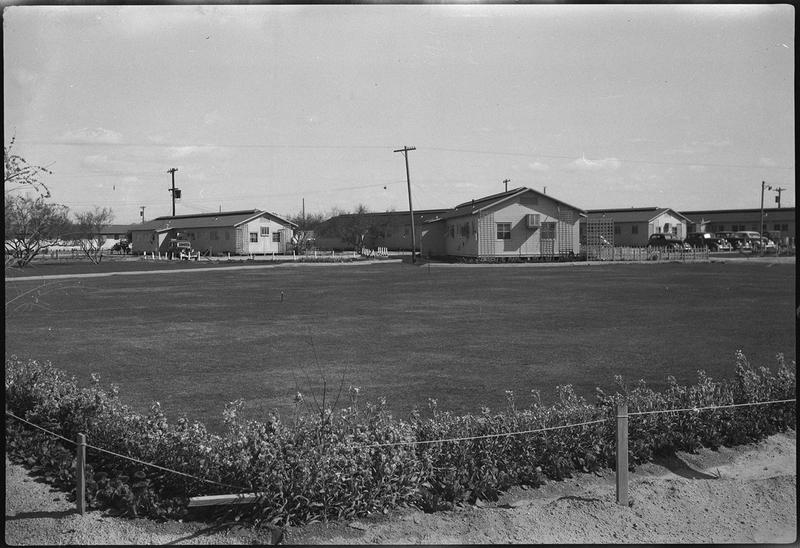 Canal Staff Housing Quarters